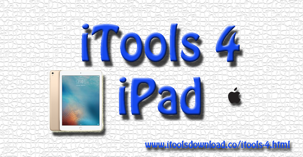 iTools for iPad