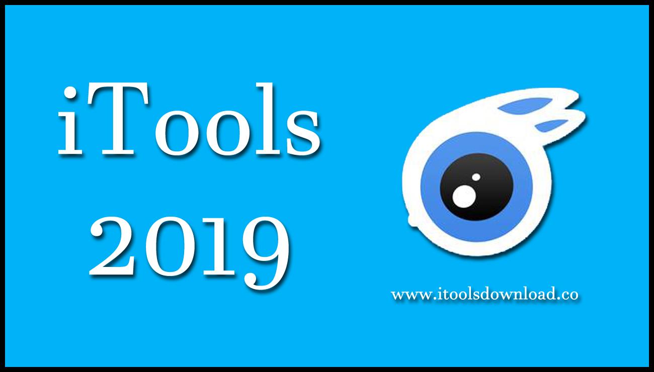 iTools 2019