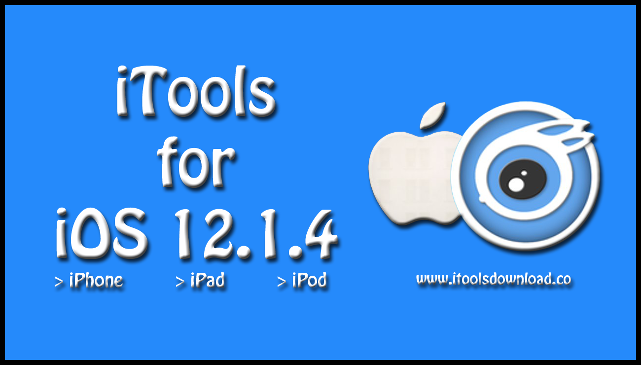 iTools for iOS 12.1.4
