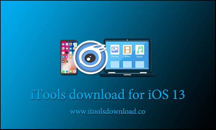 iTools download for iOS 13